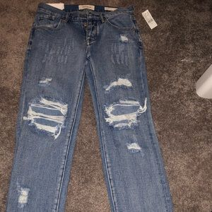 PACSUN BOYFRIEND JEANS - WITH TAGS